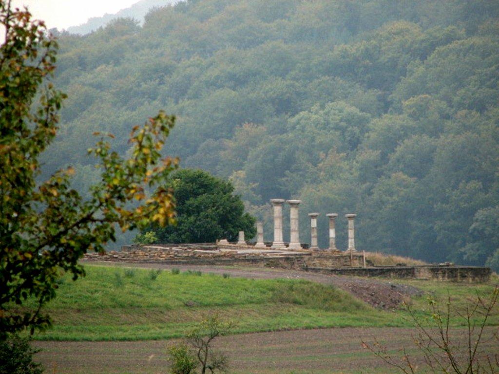 Römer in der Eifel